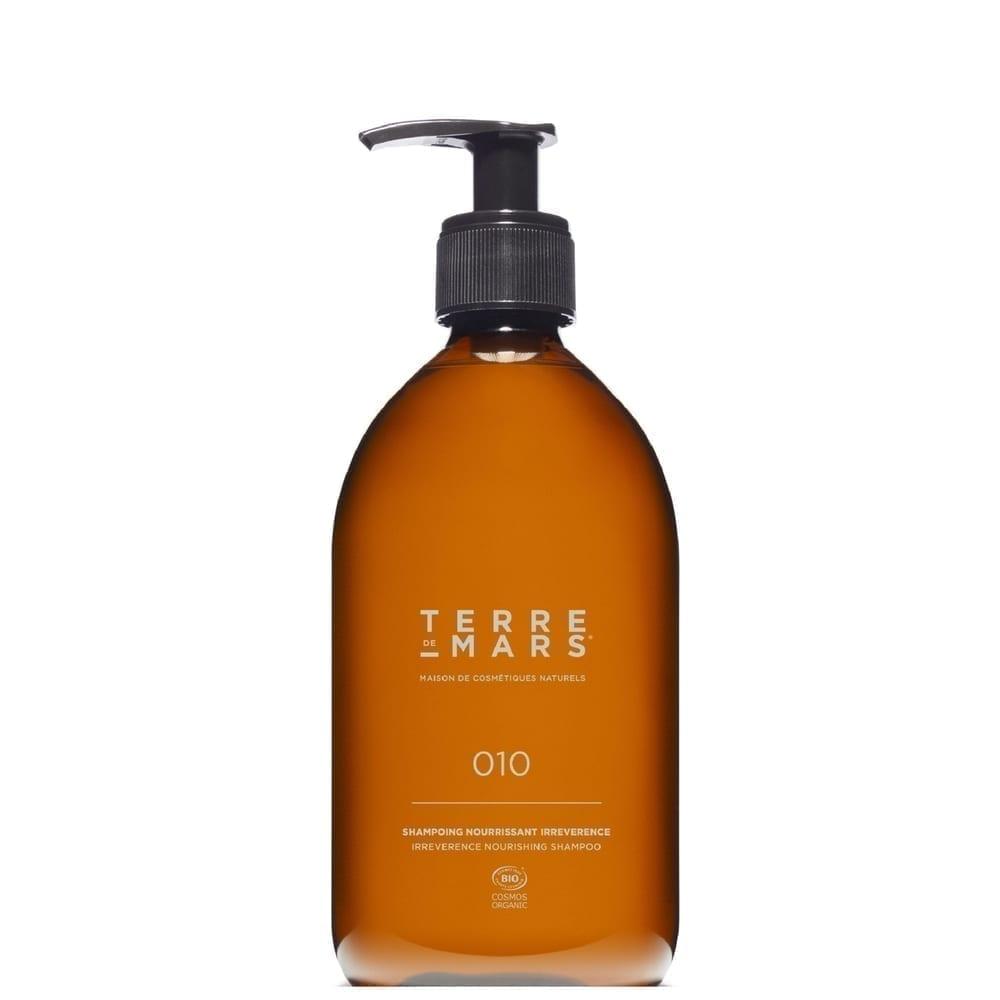 shampoing nourrissant irrévérence bio rechargeable terre de mars