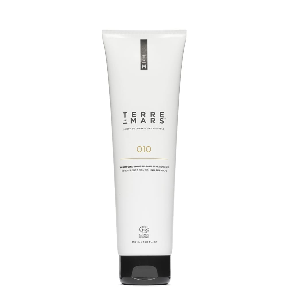 Terre de mars Irreverence nourishing shampoo 150ml cosmos organic